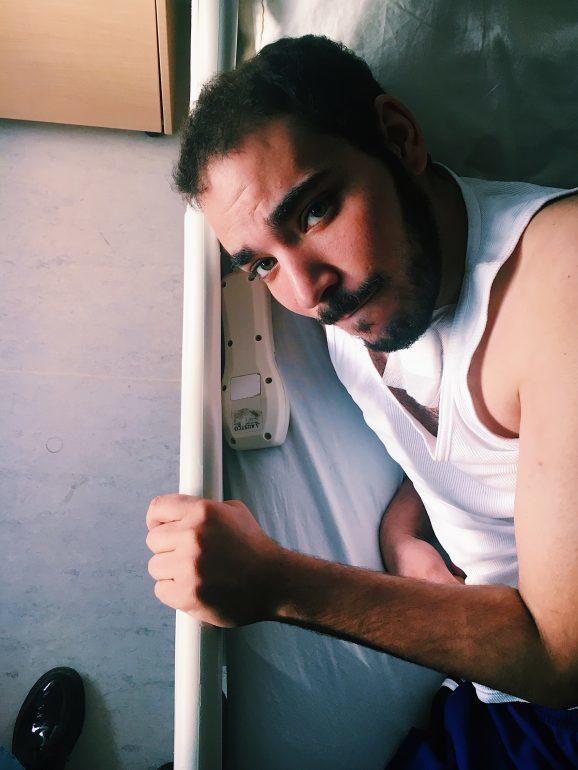 Omar in Hospital
