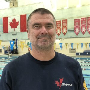 Bellio's coach Kevin Thorburn